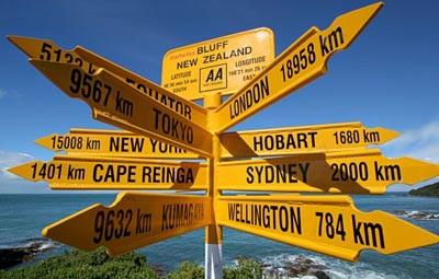 So where should I go next?!